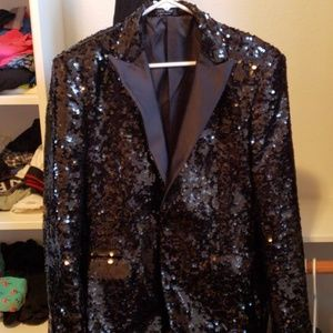 Other - Mens sequined  jacket